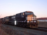 NS 9275 holds at MP 107