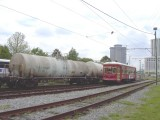 Sharing the rails