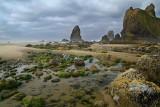 Cannon Beach  & Haystack Rock