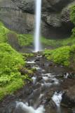 Columbia River Gorge - Latourell Falls
