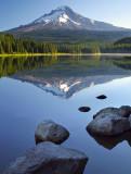 Trillium Lake - Mount Hood Reflection