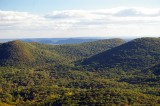 A View from the Highest  Point in Bear Mtn.