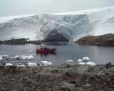 Vernadskiy Station Antarctica
