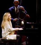 Diana Krall and John Clayton
