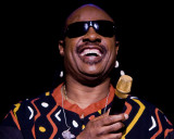 Stevie Wonder in Boston