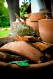 May 2nd - Broken Pottery