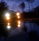 A6 quattro nightlight