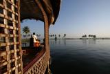 Cruising the backwaters