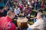 Wakefield Quebec drumming display