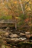 The bridge at Emma's Creek.