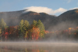 Morning mist, Lefford's Pond.