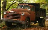 The farm truck.