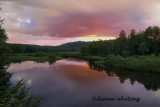 Moose River Sunset