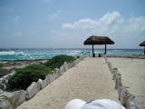 near the Cozumel Lighthouse