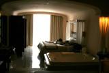 Cozumel Palace bedroom