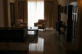 Cozumel Palace living room