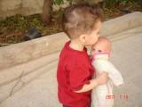 Sanad  Qais and Ahmad 10.7.2007 032.jpg