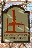 Printing &  Post Office