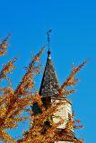 Bruton Parish Church Steeple (g)