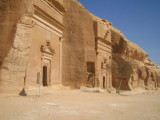 Madain Saleh - Qasr Al-bintDaughters palace 1.jpg
