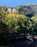 View from Mill Point Rock overlook