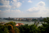 Morning in Budapest