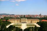 Schoenbrunn and Wien