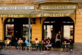 Franz Kafka restaurant