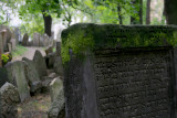 Tombs at the Jewish Cemetery