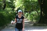 my sis at Gapsa temple