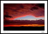 Mata Mata Sunset