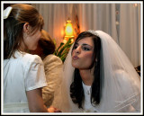 Come Here Sweety and Give the Bride a Kiss