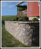 A Country Retaining Wall