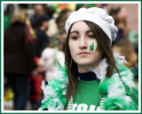 A Beauty from the St Patrick's Day Parade