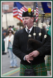 The Patriotism of the Scots at the St Patricks Day Parade
