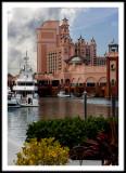 Docking at the Atlantis