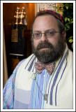 Portrait of Rabbi Daniel Swartz
