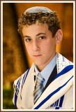 Portrait of a Bar Mitzvah