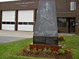 Halifax Explosion Fireman Memorial.