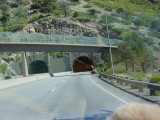 Tunnels on Interstate70 in Glenwood Springs area.