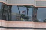 Our flag . God Bless America