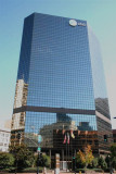 How many pain of glass in this building ???  and another reflection.