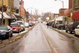 Small Town Winter- Pendleton, Indiana