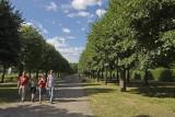 berlin, Chalottenburg park