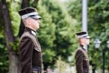 riga, Freedom Monument guards