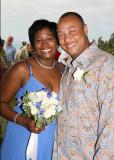 A Bermuda wedding