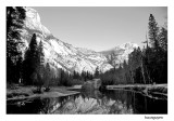 Yosemite B&W
