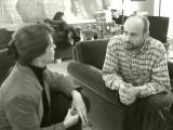 Sarah And Doug At Starbucks