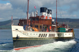 26th April - PS Waverley