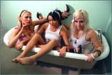 Three Girls In A Tub